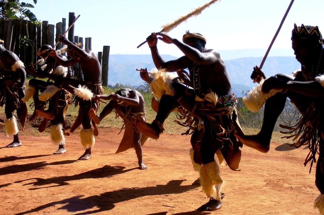 Image result for Indlamu (South Africa) Dance